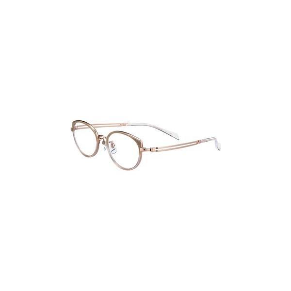 メガネ 眼鏡 めがねフレーム Line Art ラインアート シャルマンレディースメガネフレーム ブリオコレクション XL1632-PG