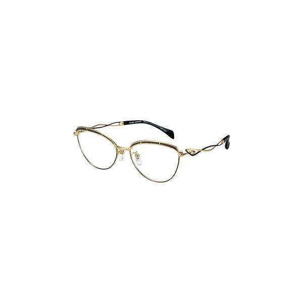 メガネ 眼鏡 めがねフレーム Line Art ラインアート シャルマンレディースメガネフレーム メヌエットコレクション XL1635-BK