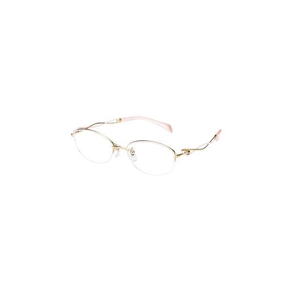 メガネ 眼鏡 めがねフレーム Line Art ラインアート シャルマンレディースメガネフレーム メヌエットコレクション XL1637-PE