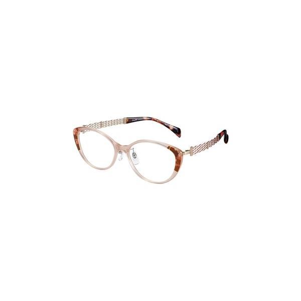 メガネ 眼鏡 めがねフレーム Line Art ラインアート シャルマンレディースメガネフレーム オペラコレクション XL1646-BE