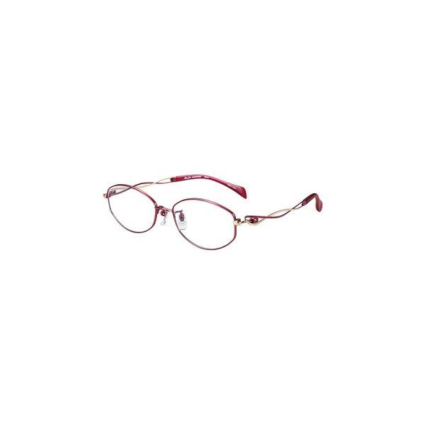 メガネ 眼鏡 めがねフレーム Line Art ラインアート シャルマンレディースメガネフレーム メヌエットコレクション XL1649-WI
