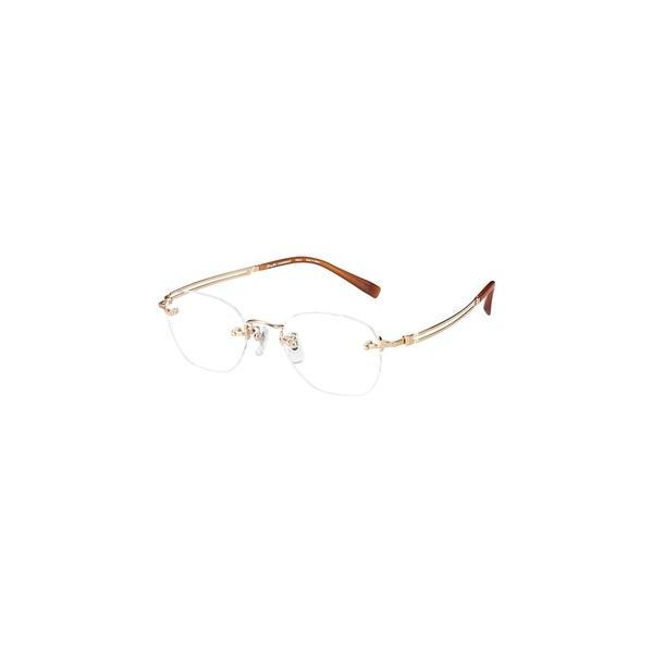 メガネ 眼鏡 めがねフレーム Line Art ラインアート シャルマンメンズメガネフレーム ブリオコレクション XL1816-WG