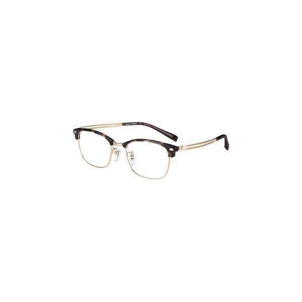 メガネ 眼鏡 めがねフレーム Line Art ラインアート シャルマンメンズメガネフレーム ブリオコレクション XL1819-BR