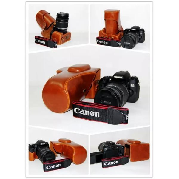 CANON EOS Kiss X8i ケース 8000D カメラケース カバー バッグ 一眼 760D 750D