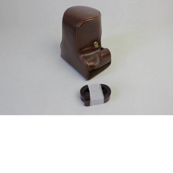FUJIFILM X-E3 ケース xe3  カメラケース x e3 カメラバッグ バッグ 富士フイルム カメラ カバー 三脚用ネジ穴装備 ストラップ レンズ 18-55mm対応  送料無料 メ
