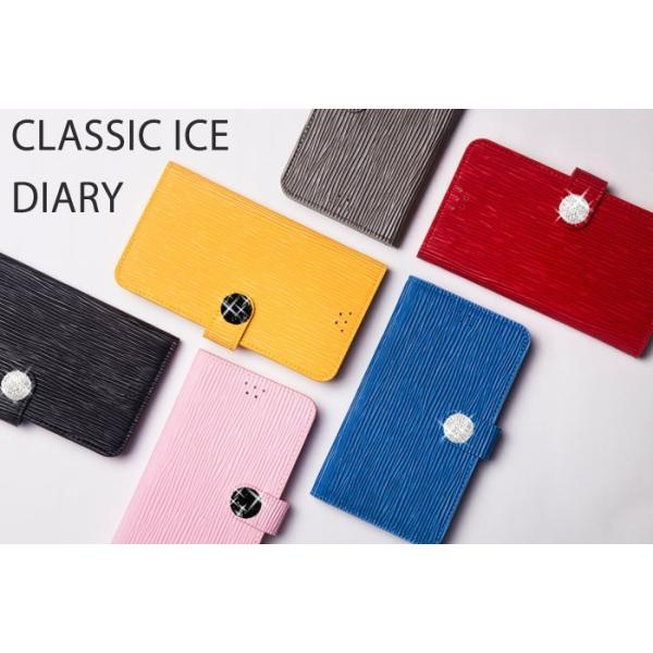 T01D 保護フィルム付き) docomo REGZA Phone T-01D カバー 手帳 T-01D ケース 手帳 レグザフォン ケース 手帳型 T01D 手帳 T01D 手帳型 T01D CLASSIC ICE|smartno1|05