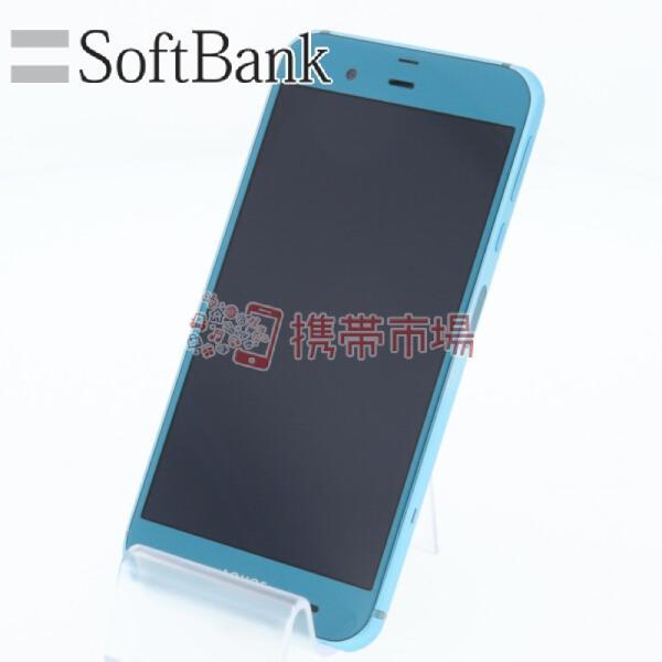 AQUOS PHONE Xx 32GB ブルー SoftBankの画像