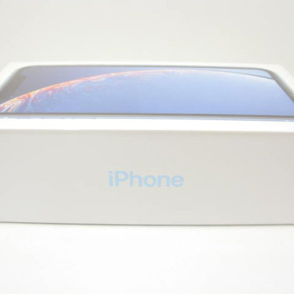 新品 未使用品 SoftBank iPhoneXR 128GB ブルー  スマホ 保証あり Sランク 本体 白ロム  あすつく対応 携帯電話 smartphone 05