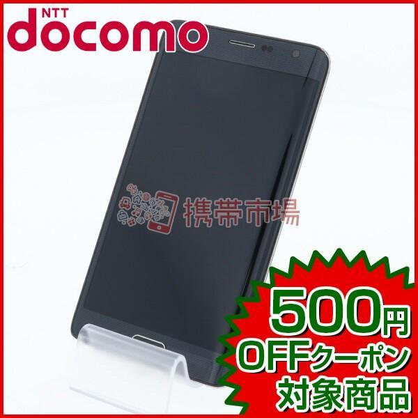 docomo SC-01G GALAXY Note Edge Charcoal Black  スマホ 本体  中古  保証あり C+ランク 白ロム  あすつく対応  1113|smartphone