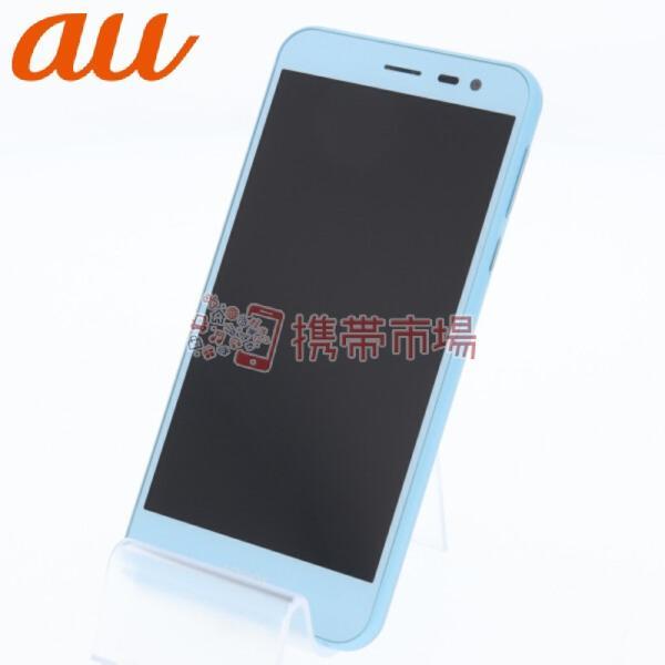 AQUOS PHONE 2GB ブルー docomoの画像