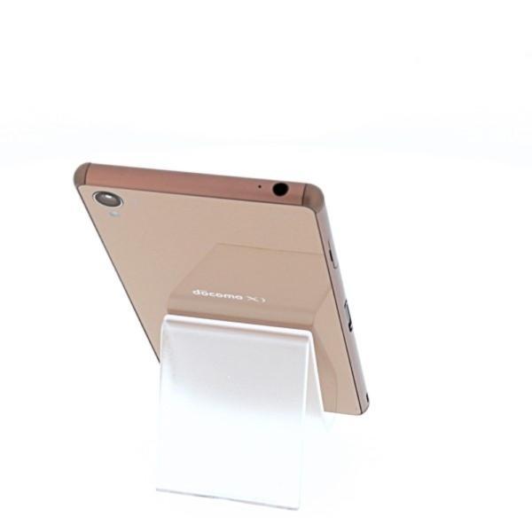 ネットワーク◯  docomo SO-01G Xperia Z3 Copper  スマホ 中古  美品 保証あり     レベル8 本体 白ロム  あすつく対応 携帯電話 0222|smartphone|03