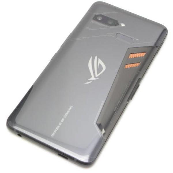 SIMフリー SIMフリー ROG Phone (ZS600KL) 512GB ブラック  スマホ 中古  美品 保証あり Aランク 本体 白ロム  あすつく対応 携帯電話 0920|smartphone|05