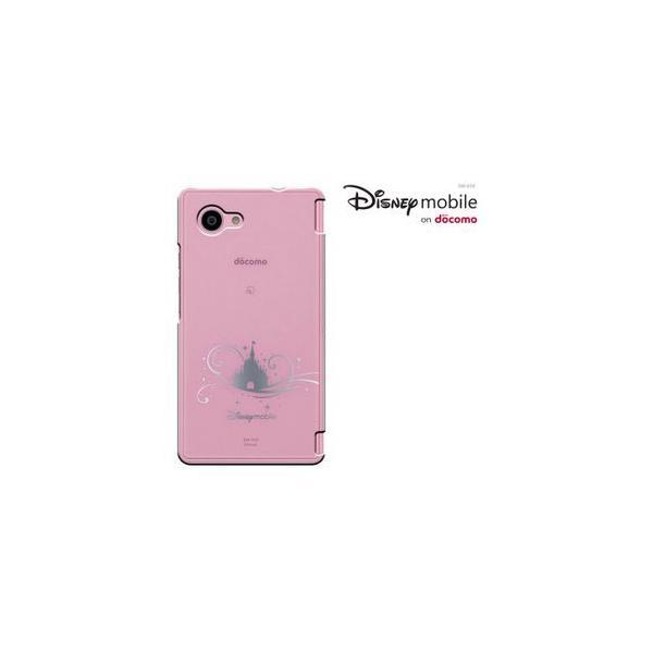 Disney Mobile on docomo DM-01H dm01h dm01h ケース dm01hディズニー モバイル ドコモ ハードケース スマホケース スマホカバー 無地 透明 クリアケース