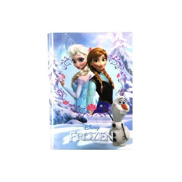 アナと雪の女王 文具/WポケットクリアファイルA/AIG-1072 ディズニーキャラクターグッズ