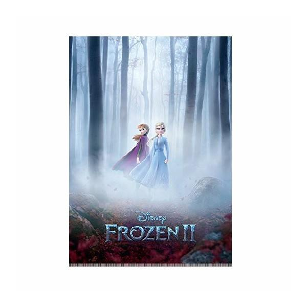 アナと雪の女王2 Frozen 2 WポケットクリアファイルA IG 3185