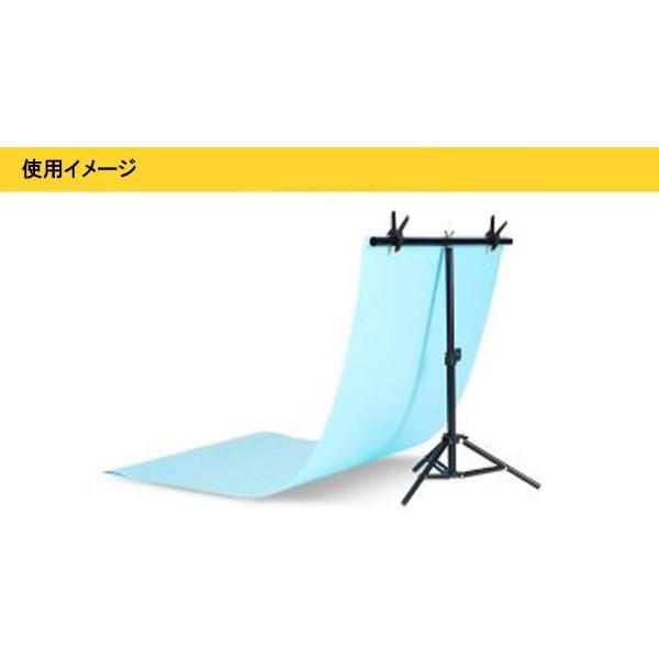 【iMakim's】 背景スタンド 小型 写真 商品撮影 背景紙 オークション 出品 小物 三脚|smile-box|03