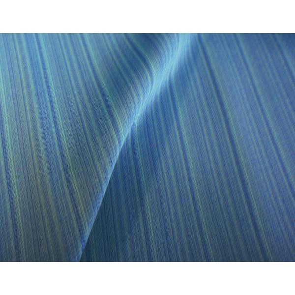 カーテン 厚地 遮光 青系 かわいい 形状記憶 ウォッシャブル|smile-curtain|06