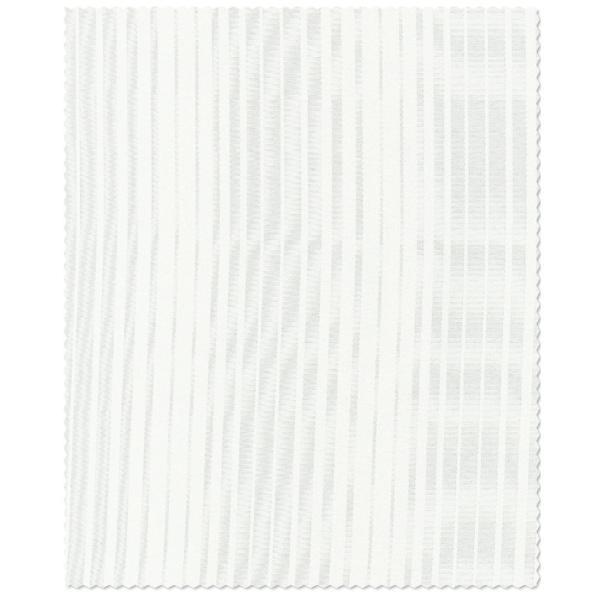 カーテン 厚地 遮光 白系 ストライプ 形状記憶 ウォッシャブル|smile-curtain|06