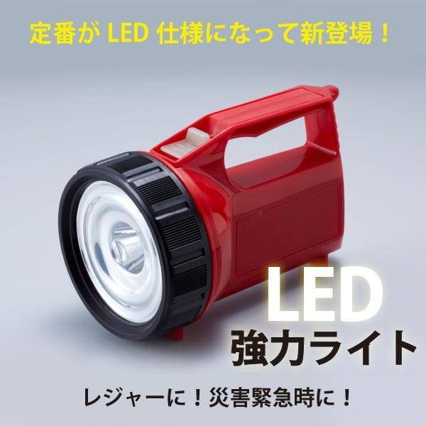 懐中電灯 LED 強力 / LED強力ライト AHL-1400|smile-hg