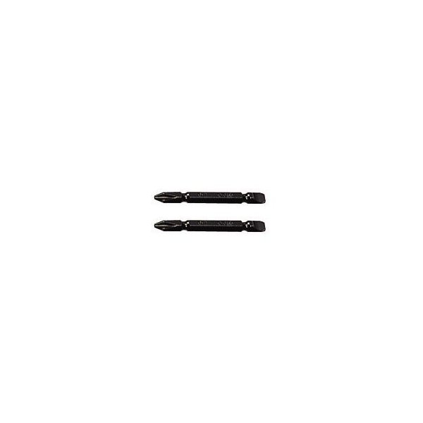 ジェフコム 電動ドライバービット (+)(−) 65mm (2本) NB-66