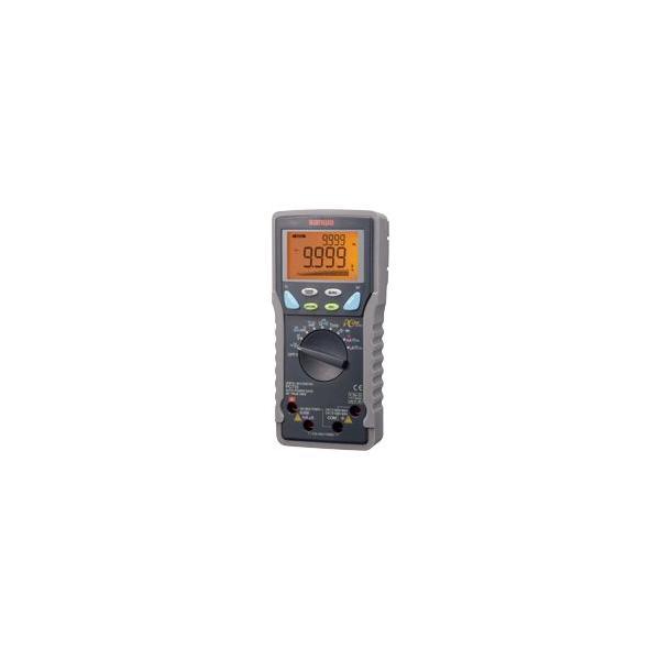 三和電気計器 デジタルマルチメータ 高確度・高分解能(パソコン接続) PC710