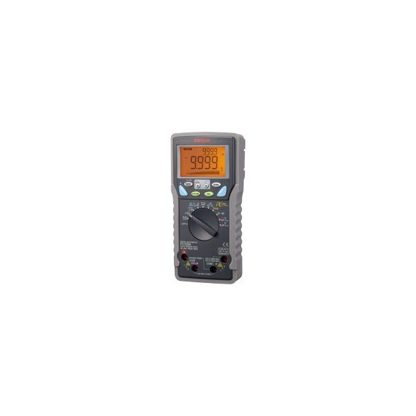 三和電気計器 デジタルマルチメータ 高確度・メモリ付(パソコン接続) PC720M