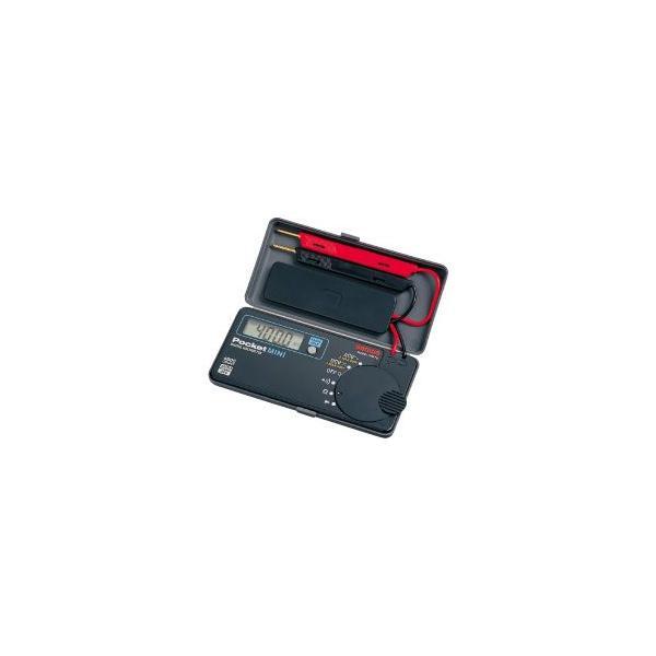 三和電気計器 デジタルマルチメータ ポケットタイプ PM7a