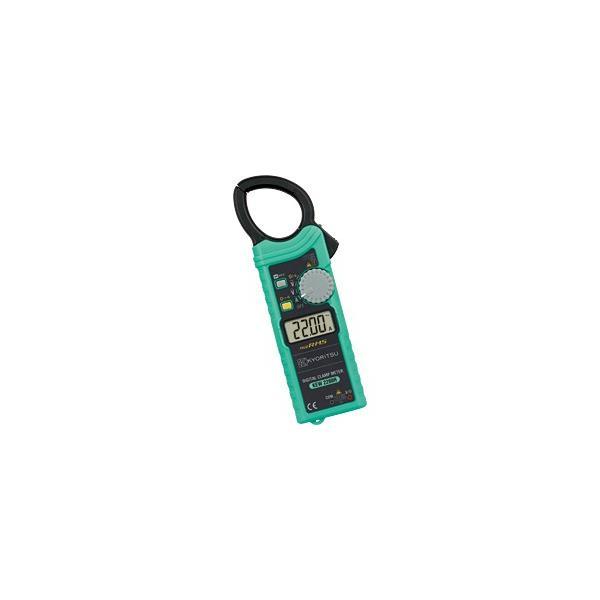 平日15時当日 共立電気計器KEW2200交流電流測定用クランプメータ