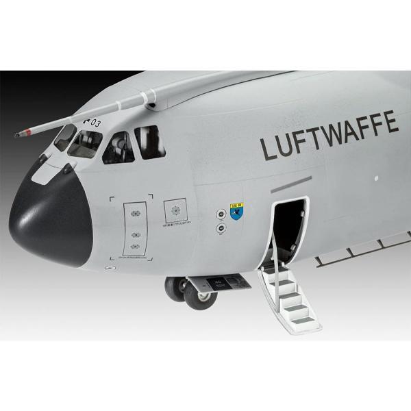 ドイツレベル 1/72 エアバス A400M ルフトヴァッフェ プラモデル 03929 smile-labo 02