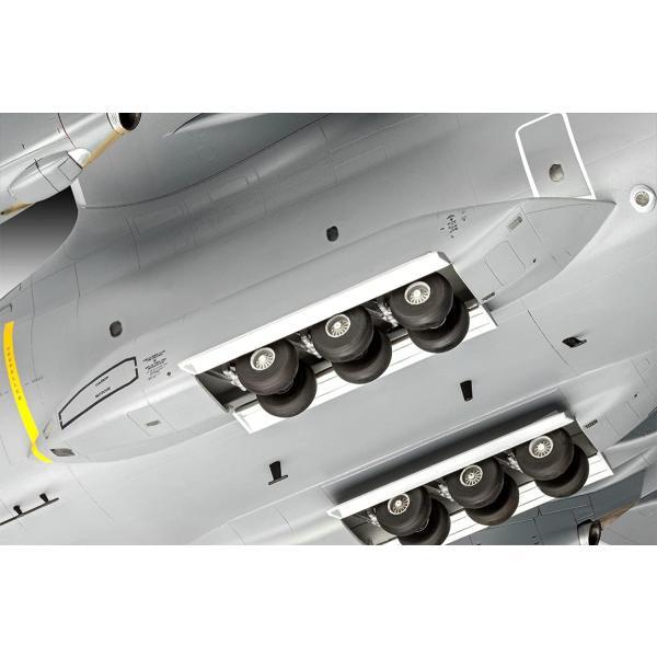 ドイツレベル 1/72 エアバス A400M ルフトヴァッフェ プラモデル 03929 smile-labo 08