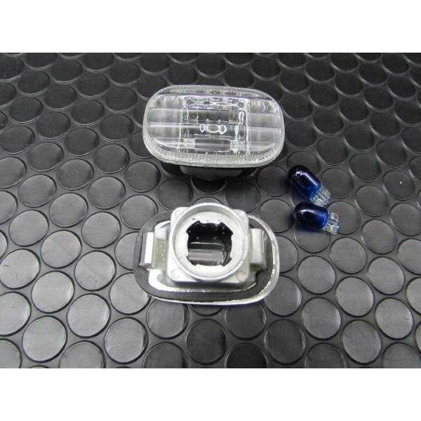 BRIGHTZ コロナエクシブ ST200系 クリスタルサイドマーカー 2PC 【 BLINKER-001 】 ST200 ST201 ST202 S smilehometen 07