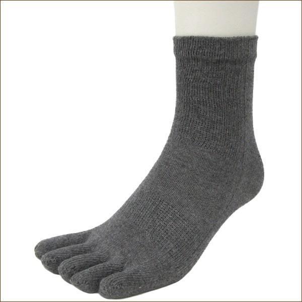 5本指 ソックス メンズ 5足組 25〜28cm set0150 紳士 健康 靴下 セット|smilemako|04