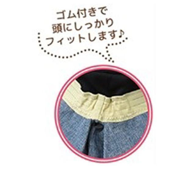 帽子 レディース 夏 つば広 大きいサイズ 折りたたみ 紫外線 96% 98% UV 女優帽 登山 アウトドア コンパクト smileme 04