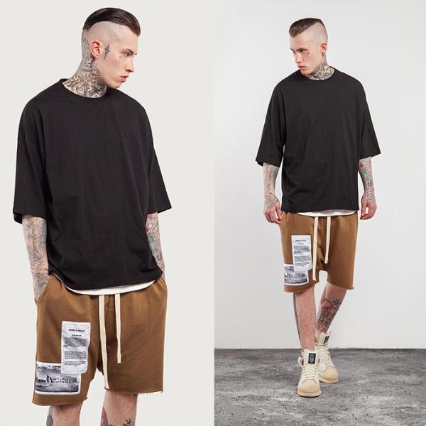 SALE セール Tシャツ 半袖 無地 メンズ レディース ティーシャツ ドライTシャツ 薄手 吸汗速乾 トレーニング スポーツ 大きいサイズ オーバーサイズ シンプル|smilepuraza|13