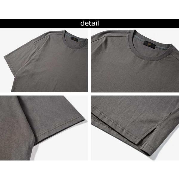 SALE セール Tシャツ 半袖 無地 メンズ レディース ティーシャツ ドライTシャツ 薄手 吸汗速乾 トレーニング スポーツ 大きいサイズ オーバーサイズ シンプル|smilepuraza|15