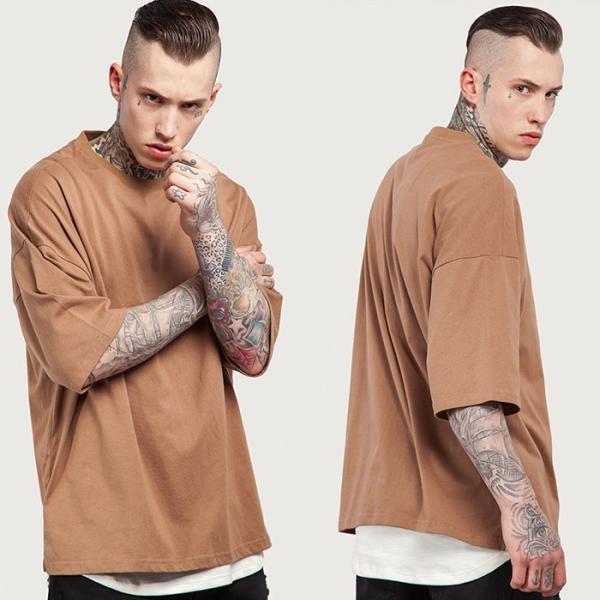 SALE セール Tシャツ 半袖 無地 メンズ レディース ティーシャツ ドライTシャツ 薄手 吸汗速乾 トレーニング スポーツ 大きいサイズ オーバーサイズ シンプル|smilepuraza|06