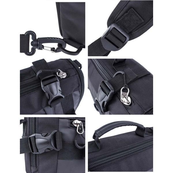 送料無料 3WAY リュック バックパック ショルダーバッグ デイパック スポーツバッグ ビジネス 大容量 多機能 旅行 通勤 通学 高校生 メンズ