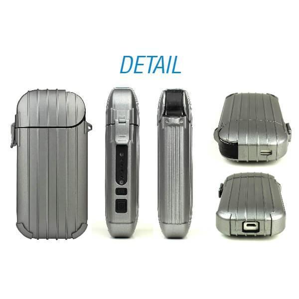 iQOS シリコン ケース アイコス ケース ハードケース  Fantastick iSuit Case 2nd  for iQOS 電子タバコ アイコスカバー メンズ 全部 シール 保護|smodigi|09