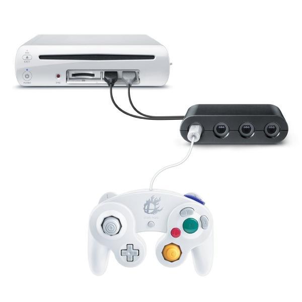 ゲームキューブ 変換アダプター スイッチ Wii U 用ゲーム ...