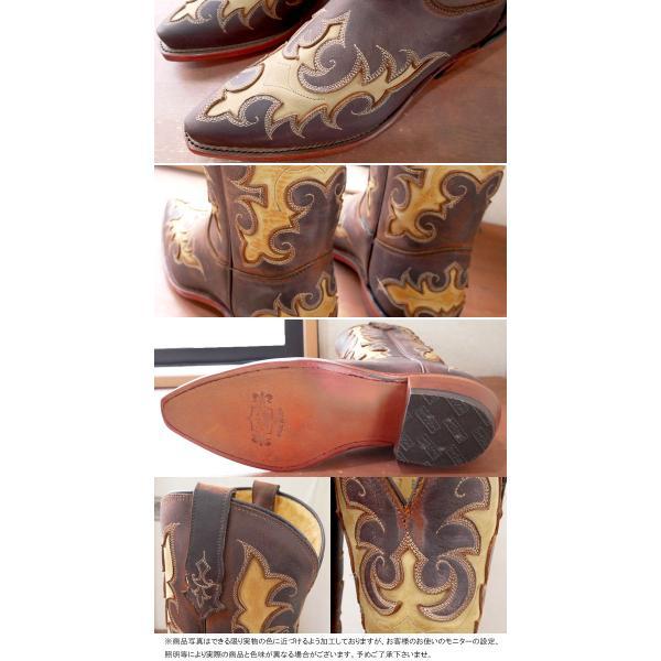 Tony Lama 靴 1905-L WALNUT SEDONA / トニーラマ ウエスタンブーツ ウォルナッツセドナ レディース BOOTS|smw|02