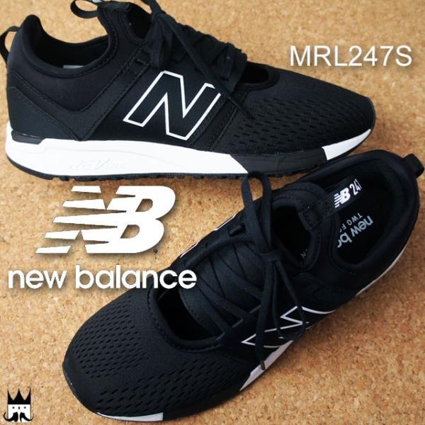 29b1673cf5374 シューマートワールド ヤフー店ニューバランス new balance メンズ スニーカー MRL247S ワイズD ローカット リミテッド 限定モデル  X ブラック