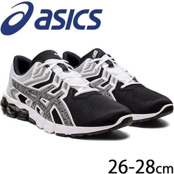 アシックスasicsメンズスニーカーゲル-クアンタム902ローカットランニングシューズ運動靴紐靴1021A193001ブラック/