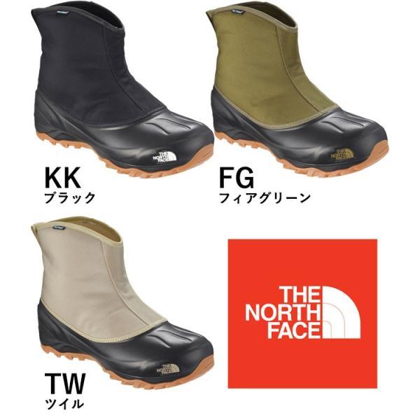 ザ・ノースフェイス THE NORTH FACE スノーブーツ メンズ レディース NF51861 大雪 防水 ウインターブーツ ショートブーツ スノーショット プル-オン|smw|02