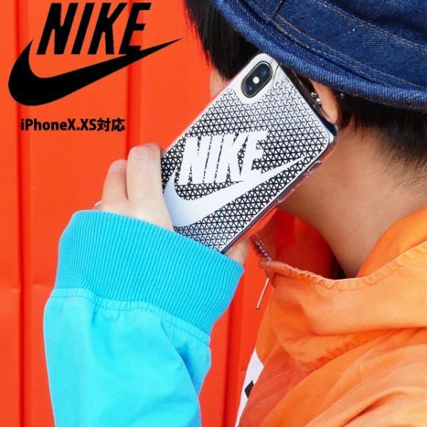 ナイキ NIKE グラフィック スウッシュ iPhoneケース メンズ レディース DG0027 iPhoneカバー iPhoneX iPhoneXS アイフォン アイフォーン スマホケース 2|smw