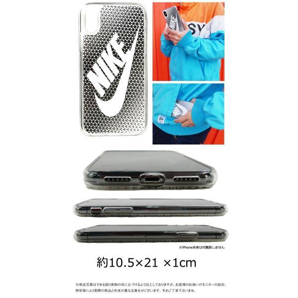 ナイキ NIKE グラフィック スウッシュ iPhoneケース メンズ レディース DG0027 iPhoneカバー iPhoneX iPhoneXS アイフォン アイフォーン スマホケース 2|smw|02