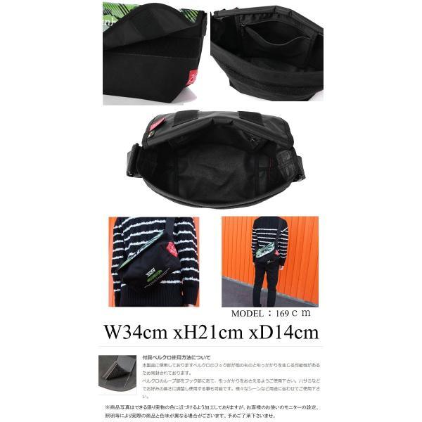 マンハッタンポーテージ バッグ メンズ レディース MP1605-JR-ART-18 キャンバスアートプリント メッセンジャーバッグ ショルダーバッグ smw 03