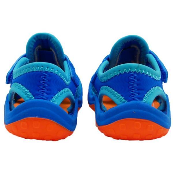 ナイキ NIKE サンレイ プロテクト(TD) サンダル 344925 344993 サマーシューズ 男の子 女の子 子ども ベビー キッズ 子供靴|smw|03
