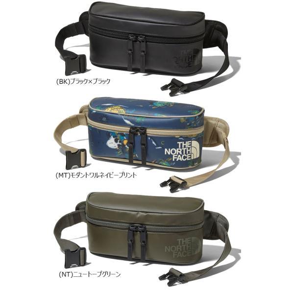 ザ・ノースフェイス バッグ メンズ レディース NM81505 4L BCファニーパック ボディバッグ ウエストバッグ ウエストポーチ ショルダーバッグ 黒 ブラック 紺