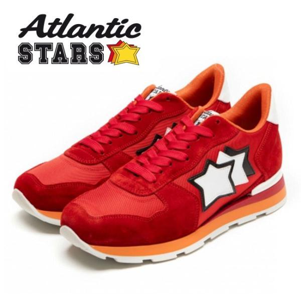 Atlantic STARS アトランティック スターズ ANTARES アンタレス FR-85B AS1FR85B-70 【日本正規品/靴/メンズ/スニーカー/星/スター】|snb-shop