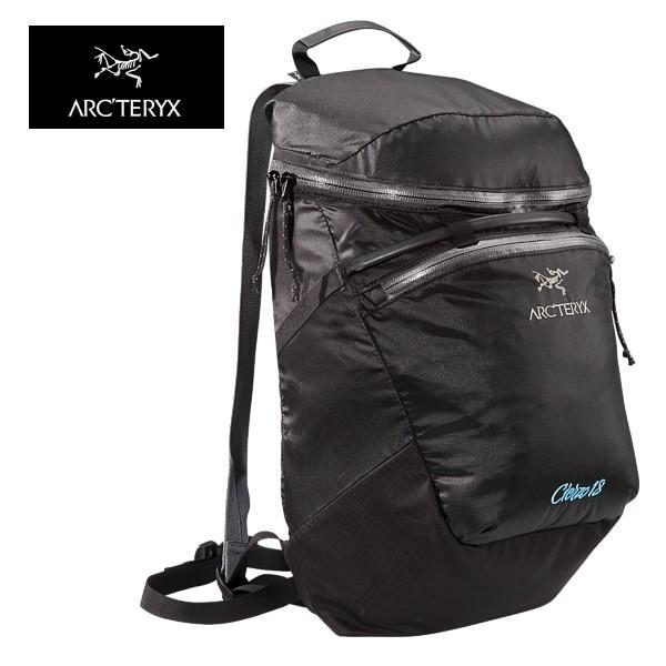 arcteryx アークテリクス バックパック Cierzo 18 Black 14433 snb-shop